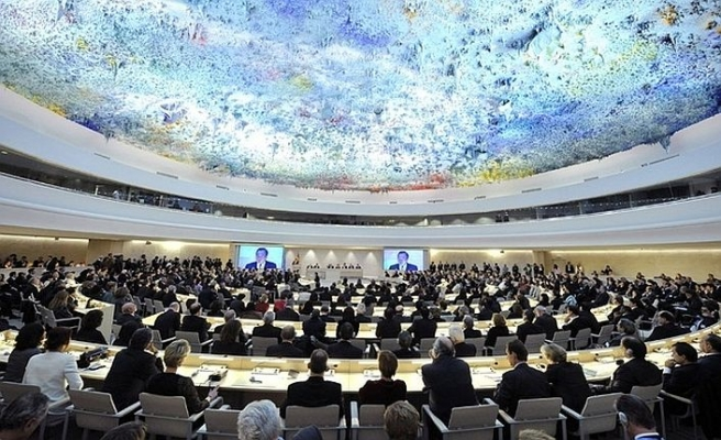 BM İnsan Hakları Konseyi'nin yeni üyeleri belli oldu