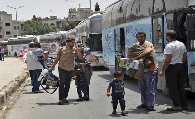 BM: Suriyeliler'i geri dönmeye zorlayamayız