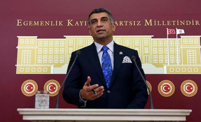 CHP, Milletvekili Gürsel Erol hakkında kınama cezası verdi