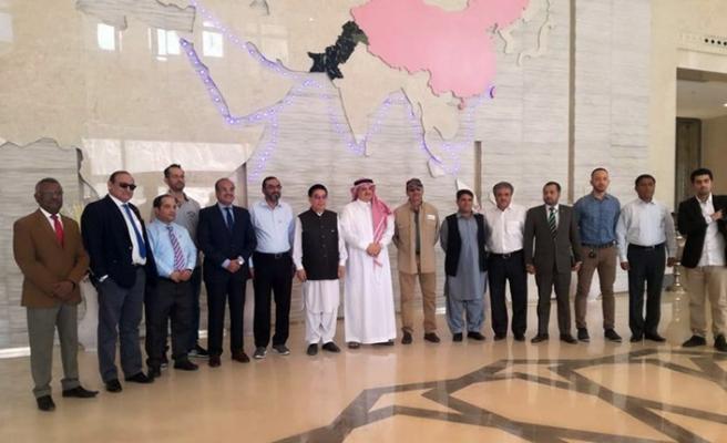 Çin'in daveti sonrası S. Arabistan'dan Pakistan'a rafineri