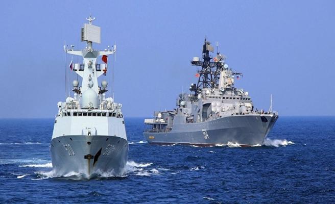Çin ordusuyla tehdit etti