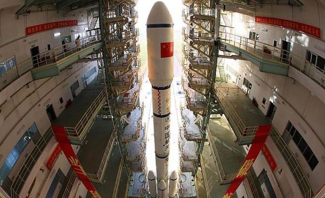 Çin uzay liderliği için biraz daha bekleyecek
