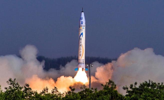Çin uzayda iddialı