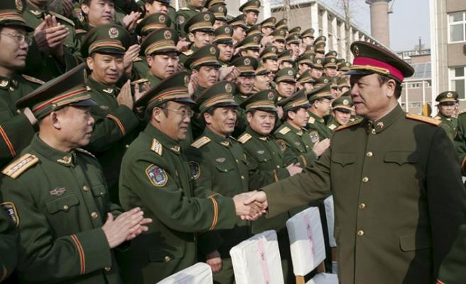 Çin'den ölü generale ihraç kararı