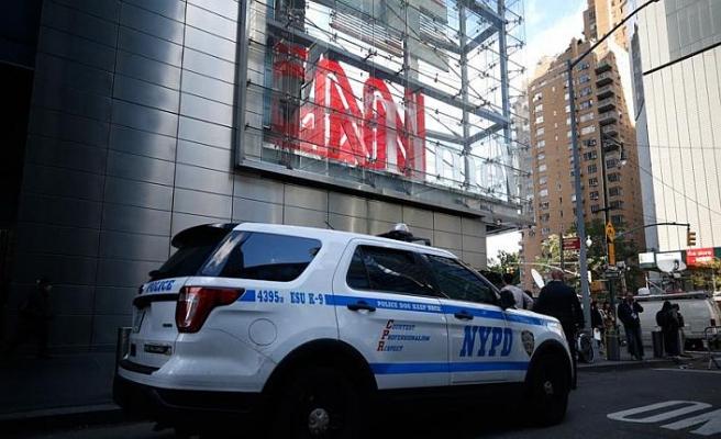 CNN'e bir şüpheli paket daha