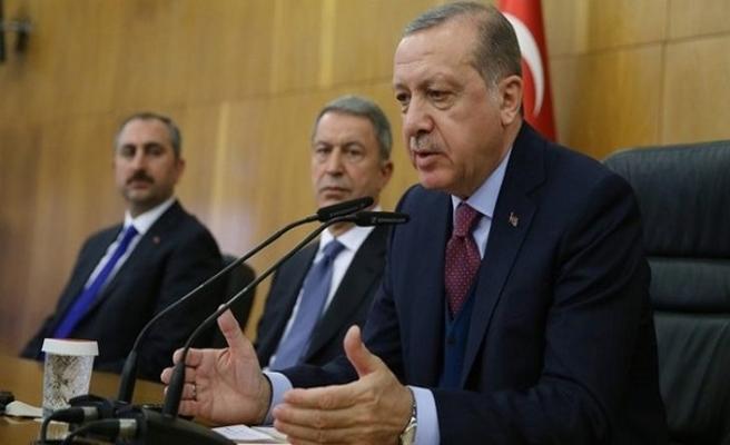 Cumhurbaşkanı Erdoğan Kaşıkçı olayı hakkında konuştu