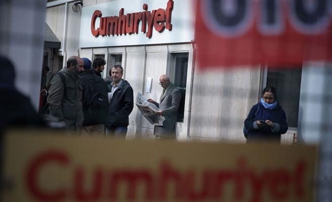 Cumhuriyet'ten Erdoğan'a skandal tehdit