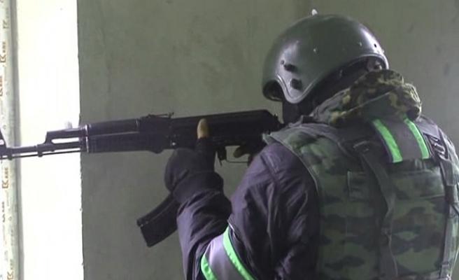 Dağıstan'da güvenlik güçlerinden terör operasyonu