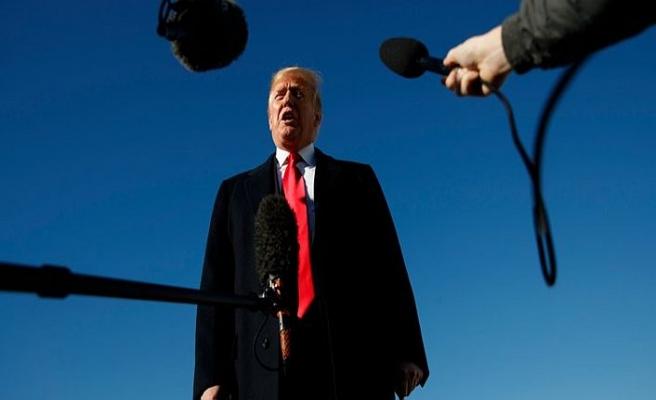 Dinlenildiği iddiası Trump'ı kızdırdı