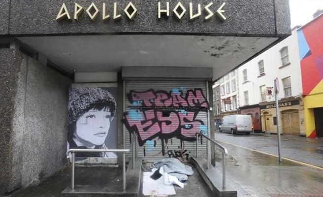 Dublin'de barınma sorunu büyüyor