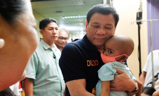 Duterte kanser testi yaptırdı