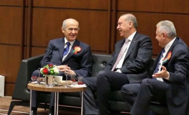 Erdoğan'ın İş Bankası teklifine Bahçeli'den cevap