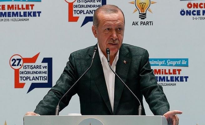 Erdoğan noktayı koydu: McKinsey yok !