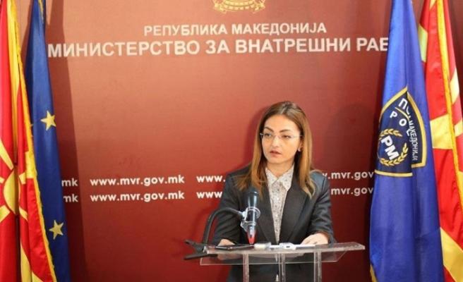 Eski İçişleri Bakanı Yankulovska'ya hapis cezası