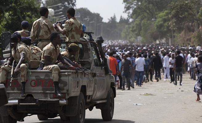 Etiyopya'da etnik çatışmalar yaşanıyor