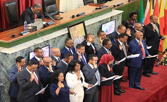 Etiyopya hukuksuzlukla mücadele ediyor