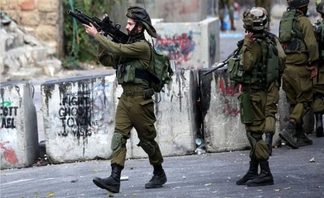 Filistin'de silahlı saldırı