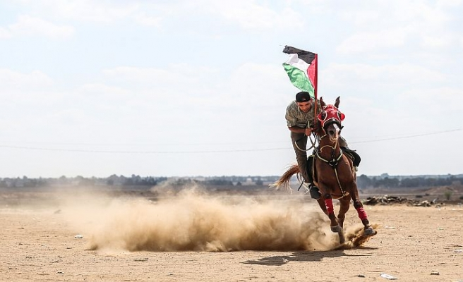 Filistin kültürü işgale direniyor(11 Ekim2018 )