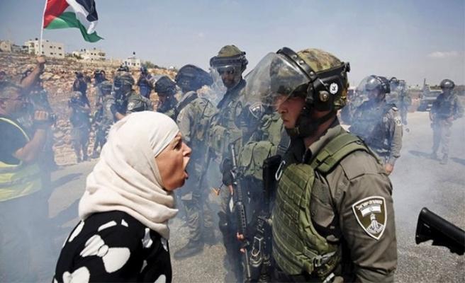 Filistin'deki saldırı şiddetle kınandı