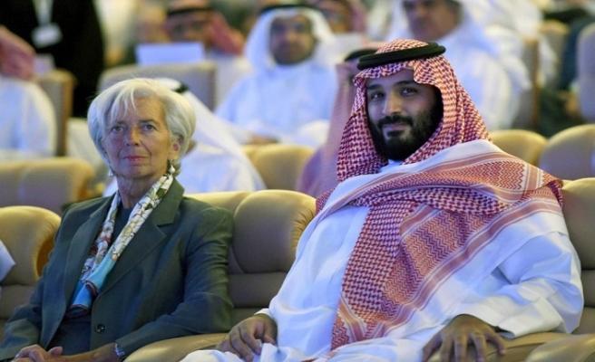 IMF Başkanı Suudi Arabistan'a gitmekten vazgeçti