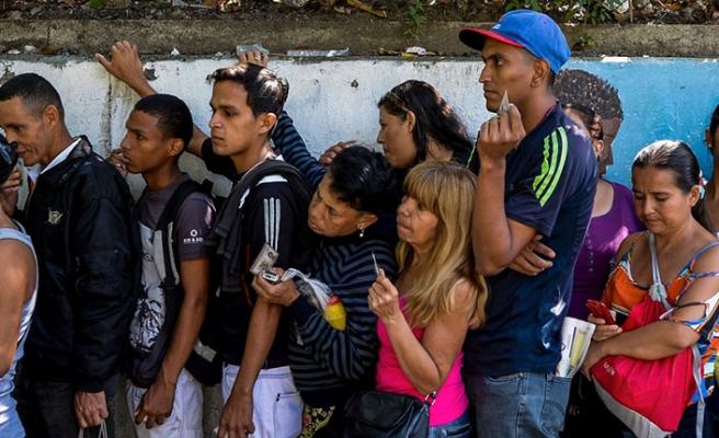 IMF'den Venezuela'ya iç açıcı bir şey yok