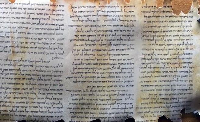 İncil Müzesi'nden tomar açıklaması