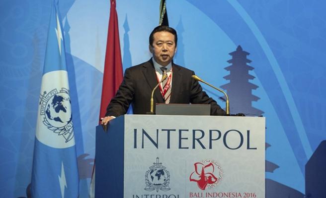 Interpol Başkanı kayboldu