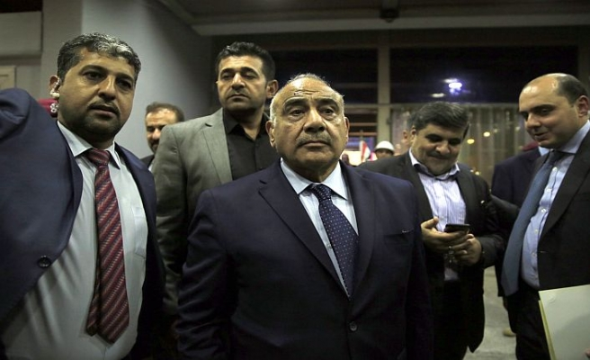 Irak'ta hükümeti Abdulmehdi kuracak
