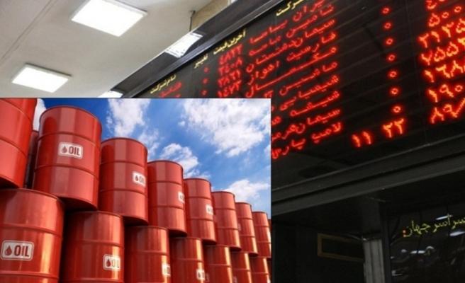 İran ilk kez borsaya petrol arz etti