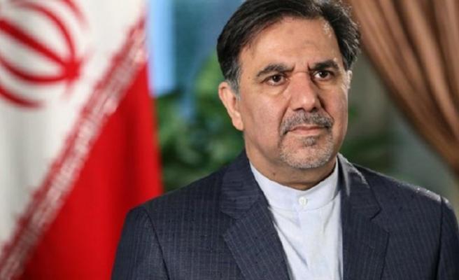 İran Ulaştırma ve Şehircilik Bakanı'ndan istifa