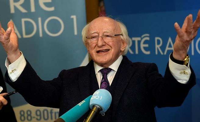 İrlanda'da Higgins yeniden cumhurbaşkanı seçildi