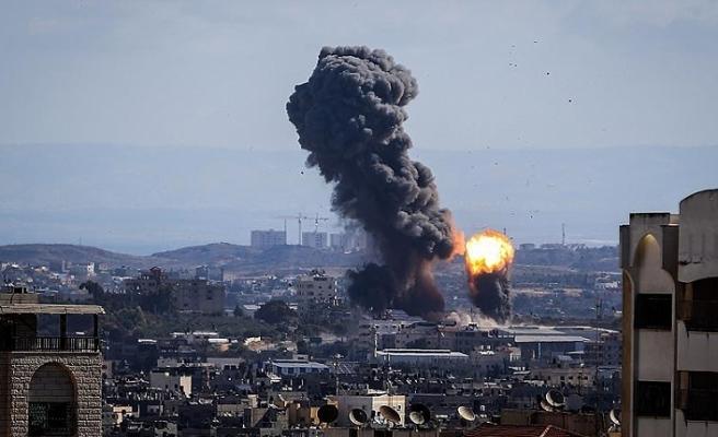 İsrail Suriye ve İran'ı suçladı