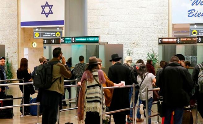 İsrail ABD vatandaşını gözaltına aldı
