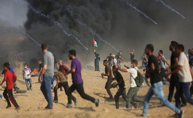 İsrail askerleri 1 Filistinli genci şehit etti
