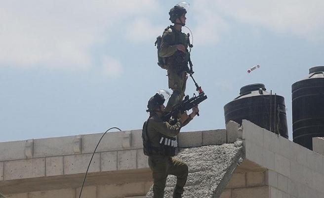İsrail askerleri bir Filistinliyi daha şehit etti