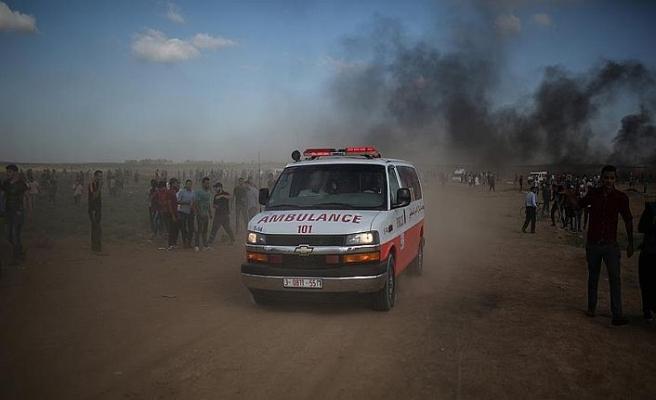 İsrail güçleri yine ölüm saçtı