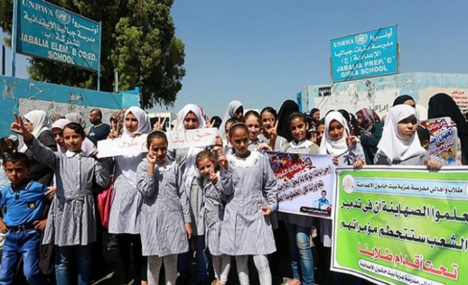 İsrail UNRWA'yı Kudüs'ten çıkarmaya hazırlanıyor