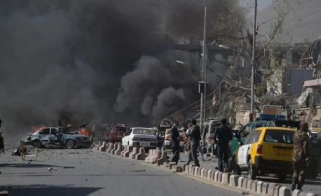 Afganistan'da seçim gününde 193 saldırı: Çoğu sivil 36 ölü