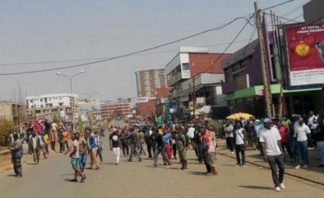 Kamerun'da Anglofon gerilimi