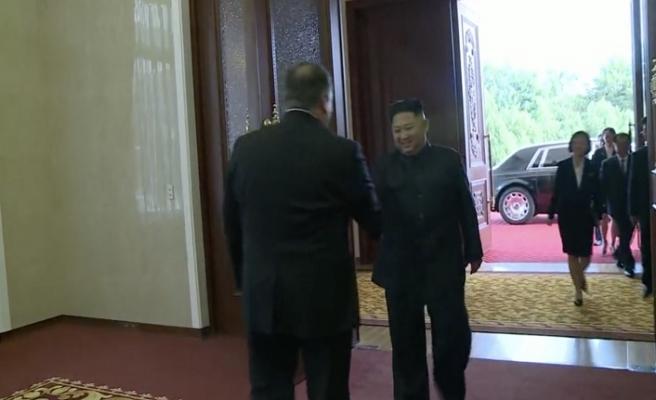 Kim Jong-un BM yaptırımlarını Rolls Royce ile delmiş olabilir
