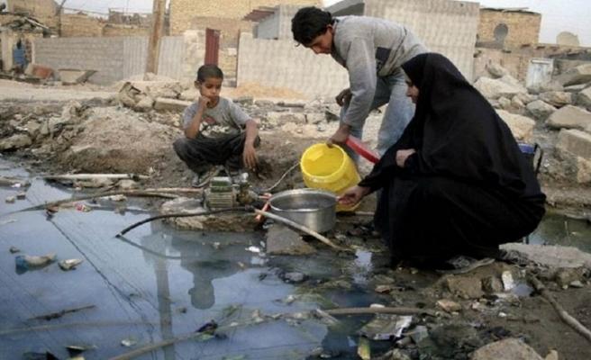 Komşuda 114  bin kişi pis sudan öldü