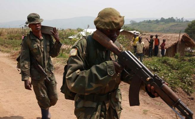 Kongo'da madene saldırı