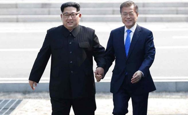 Kore'de sıcak gelişme