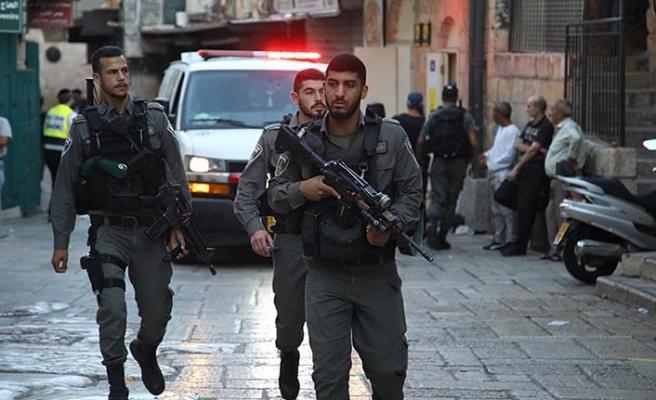 Kudüs Valisi'ne işgal gücü gözaltısı