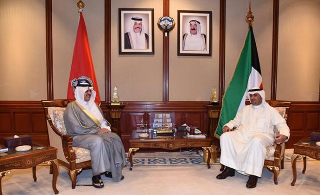 Kuveyt'ten Suudi Arabistan'a Kaşıkçı desteği