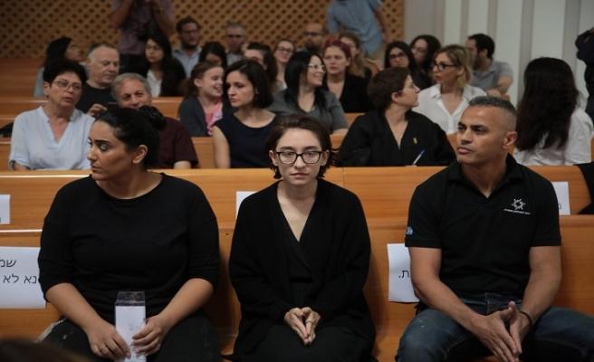 Lara Alkasım'a psikolojik linç İbrani Üniversitesinde devam etti