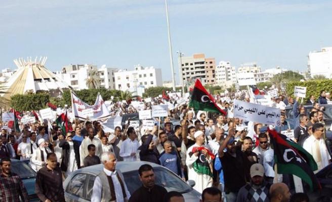 Libya muhalefeti Sicilya'da toplanıyor