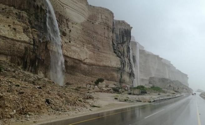 Luban Kasırgası Yemen'in doğusunda