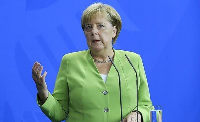 Merkel'den 'Kaşıkçı' açıklaması