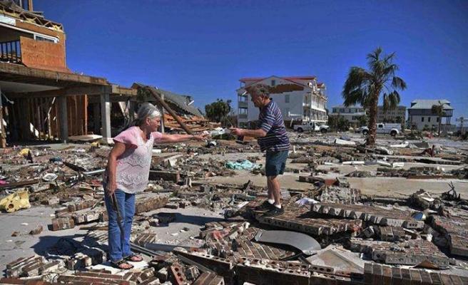 Michael Kasırgası'nda ölü sayısı artıyor